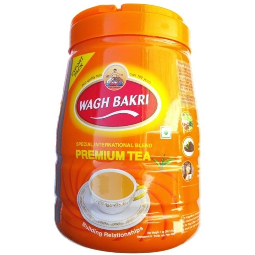 Wagh Bakri Strong CTC Leaf Tea 1kg