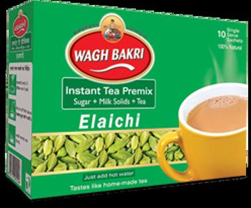 Waghbakri Instant Cardamom Tea 140g