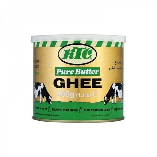 KTC Pure Butter Ghee 500ml