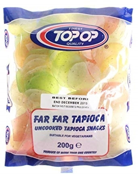 Picture of Top-Op Tapioca (Mogo) Far Far 200g