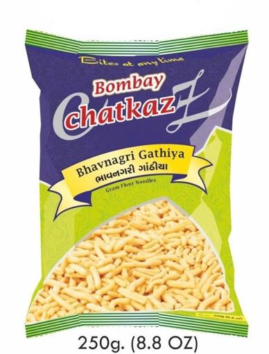 Bombay Chatkaz Bhavnagri Gathiya 250g