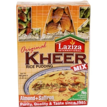 Picture of Laziza  Kheer Mix Almond and Saffron 155g
