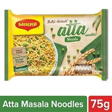 Maggi Atta Masala Noodles 75g