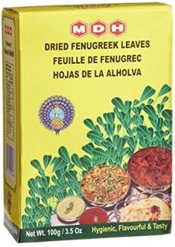 Picture of MDH Kasoori Methi ( Dry Fenugreek Leaves) 100g