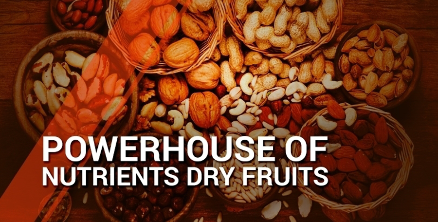 Health Benefits of Eating Dry Fruits in Winter