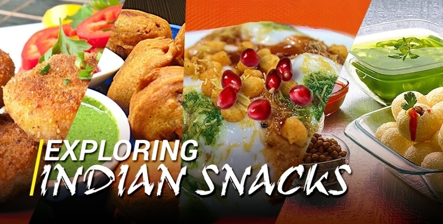 Explore Indian Culture Through Tempting Snacks