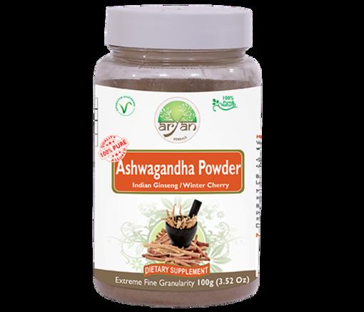 Aryan Ashwagandha Powder 100g