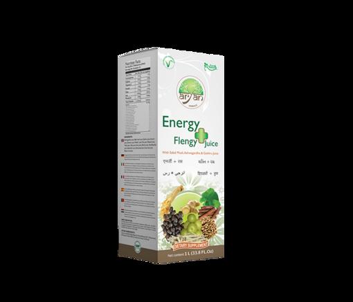 Aryan Engery + Flengy Juice 1L
