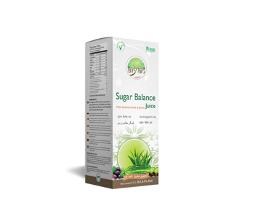 Aryan Sugar Balance Juice 1000ml