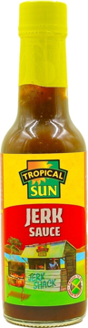 Tropical Sun Jerk Sauce 142ml