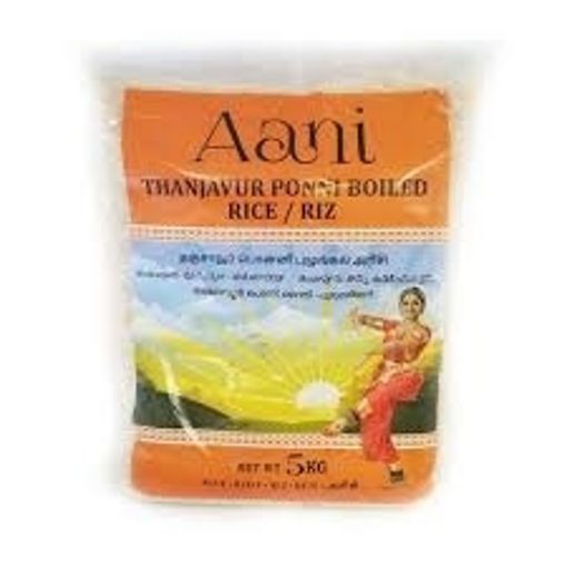 Picture of Aani Thanjavur Ponni Boiled Rice 5kg