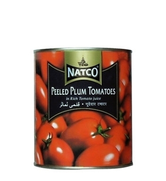Picture of Natco Peeled Plum Tomatoes 800g