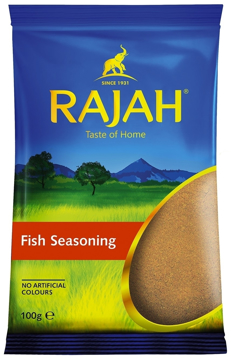 Rajah Fish Seasoning 100g