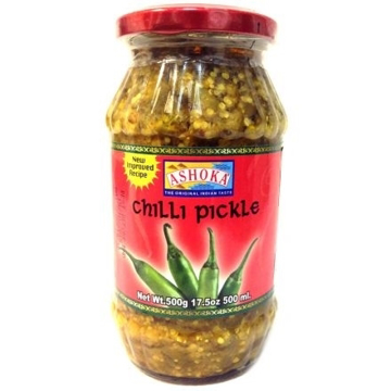 Picture of Ashoka Chili Pickle 500g