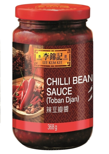 Lee Lum Kee Chilly Bean Sauce 368