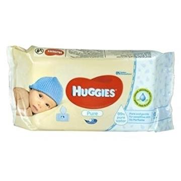 Huggies Pure Wipies 56