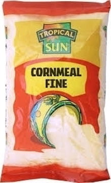 Tropical Sun Cornmeal Fine 500g