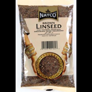 Natco Brown Linseed 1Kg