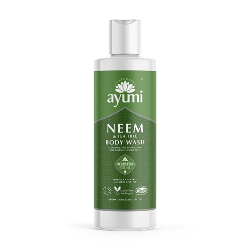 Ayumi Neem & Tea Tree Body Wash 250ml