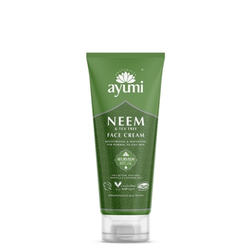 Ayumi Neem & Tea Tree Face Cream 100ml