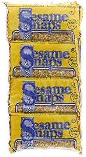 Sesame Snaps (4x30g Multy Pack) 120g