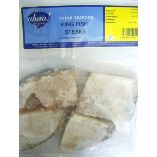 Ahaa King Fish Steaks 600g