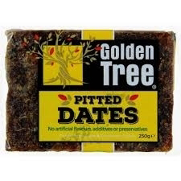 Golden Tree Pitted Dates 250g