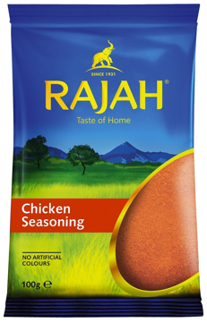 Rajah Chicken Seasoning 100g