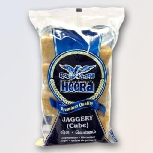 Heera Jaggery 1kg Tub