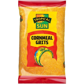 Tropical Sun Cornmeal Grits 1.5kg