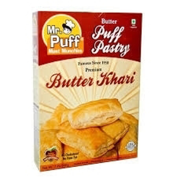 Mr.Puff Butter Khari 200g