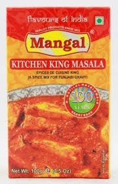 Mangal Kitchen King Masala 100g