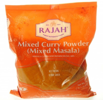 Rajah Curry Powder (Mixed Masala) 1Kg