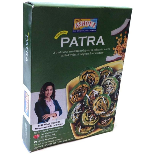 Ashoka Patra (Stuffed Colocasia Leaves) 310g