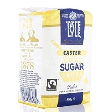Tate Lyle Caster Baking Sugar 500g