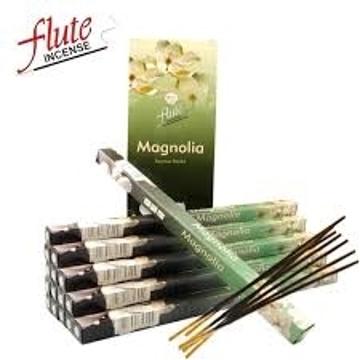 Flute Mangolia Incense Sticks