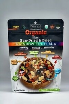 Organic Nexus Rainbow Fruit Mix 100g