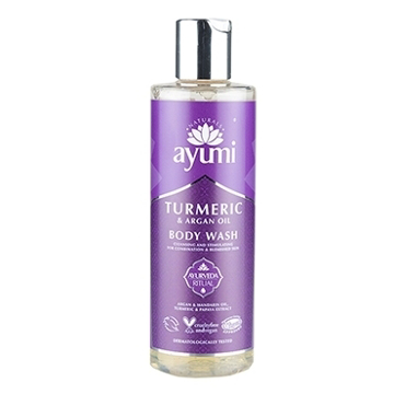 Ayumi Turmeric & Shea Butter Body Lotion 250ml