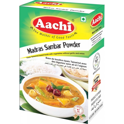 Aachi Madras Sambar Powder 200g