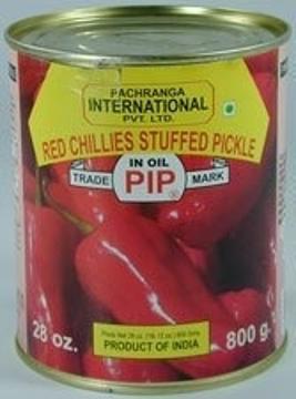 Pachranga Red Chilly Stuffed Pickle 800g
