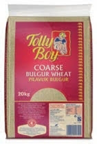 Tolly Boy Coarse Bulgur Wheat 10kig