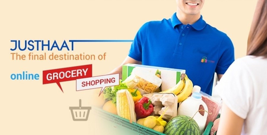 Why JustHaat is a Final Destination of Your Online Grocery Shopping