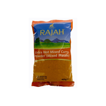 Rajah Extra Hot Mixed Curry Powder 400g