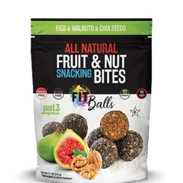 Organic Nexus Furit & Natural Bites 144g