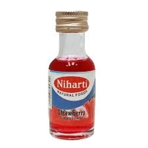 Niharti Strawberry Culinary Essence 28ml