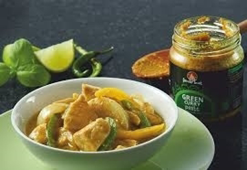 Flavour Boat Green Curry Paste 195g