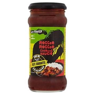 Levi Roots Reggae Reggae Med Sauce 350g