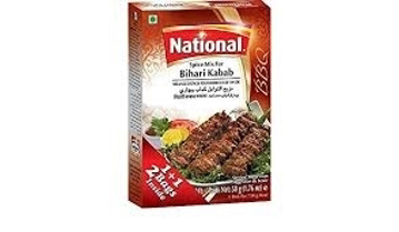National Bihari Kabab Spice Mix 50g