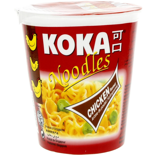 KOKA Chicken Flovour 70g
