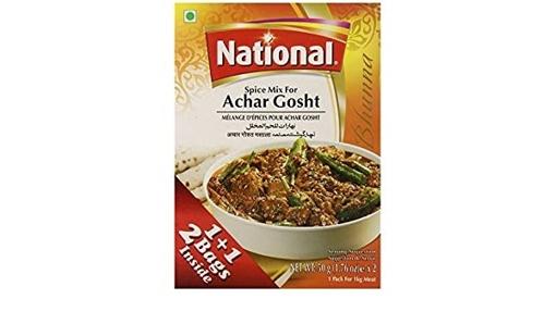 National Achar Gosht Spice Mix 50g